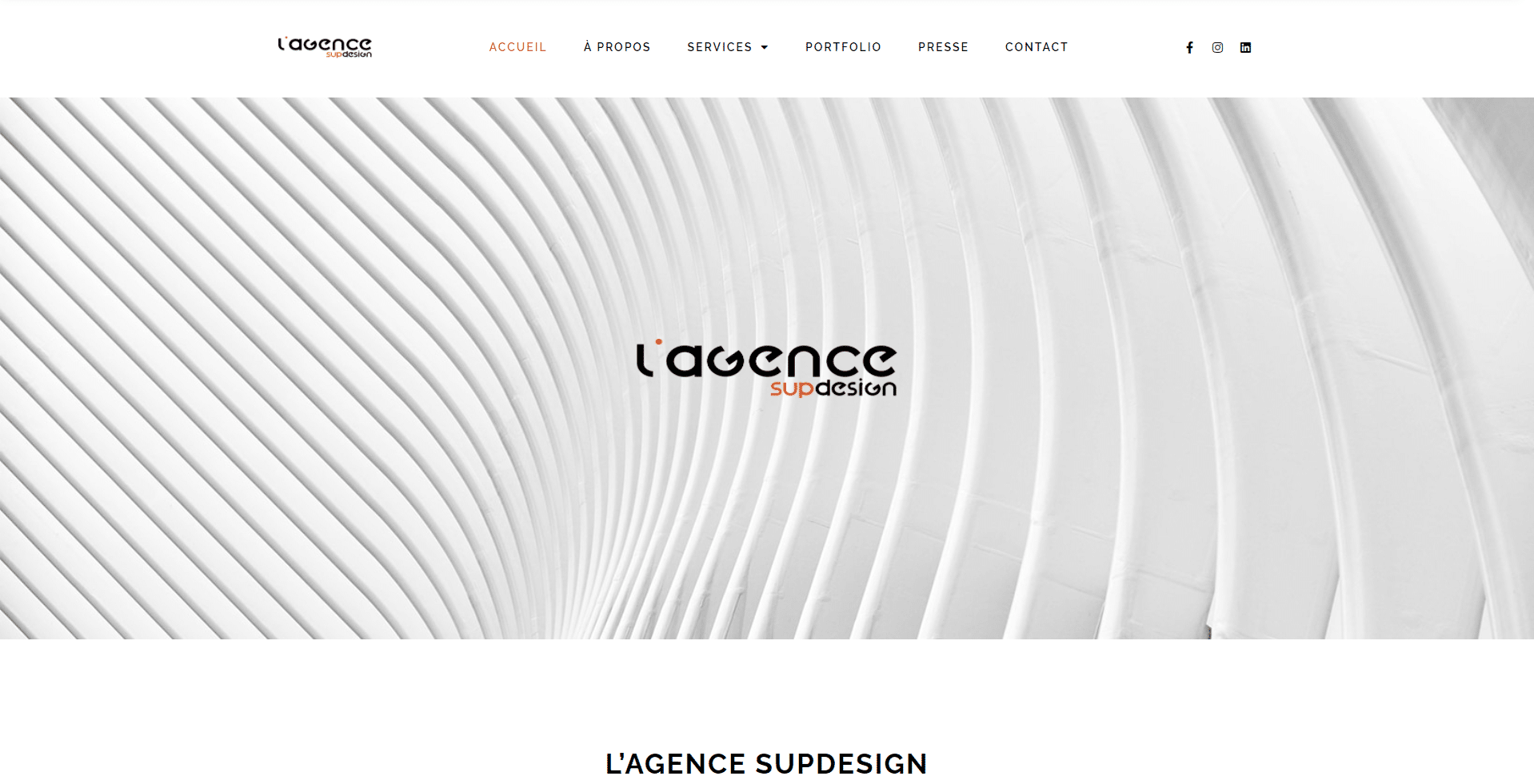 L'agence SupDesign